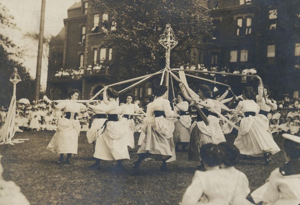 May Day 1909