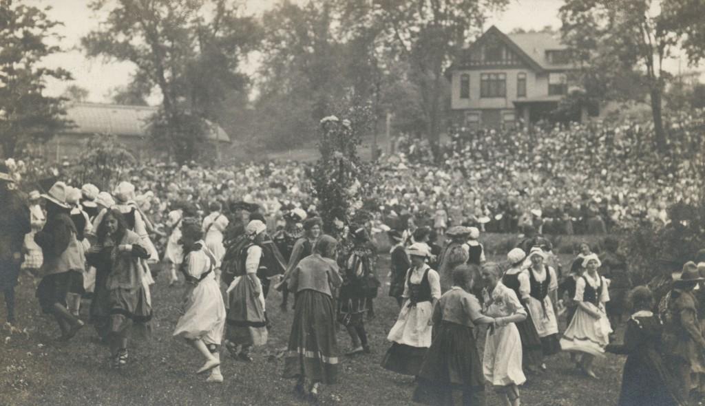 May Day 1916