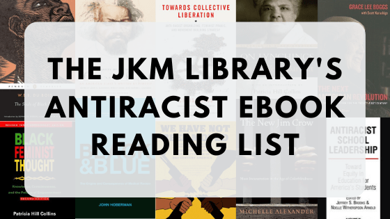 Antiracist eBook List header image