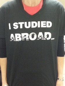 I studied abroad