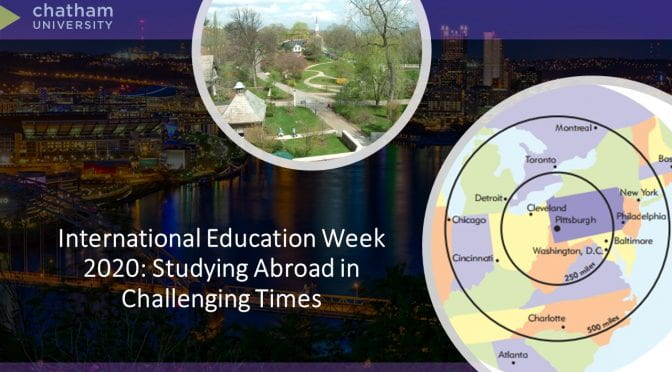 International Education Week 2020
