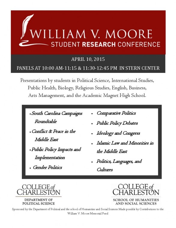 William Moore Flyer 2015