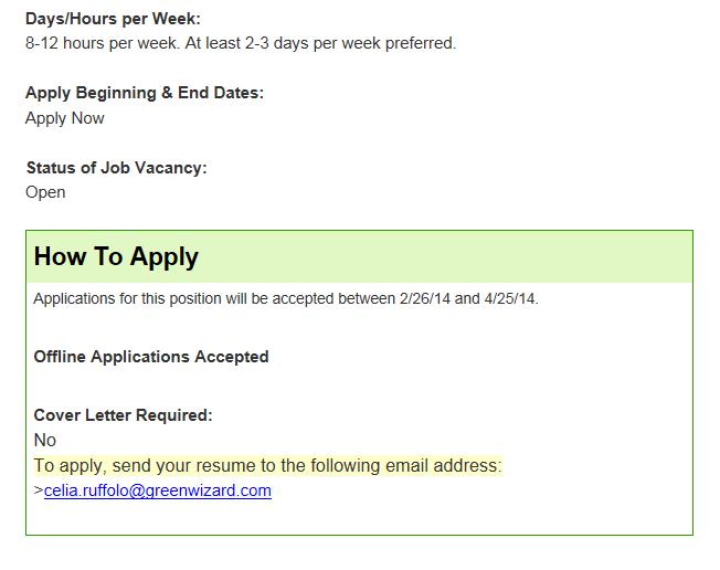 need a summer internship  try cisternonline