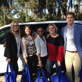 Peer Leaders in Savannah, GA