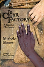 Cover of novel, The Cigar Factory