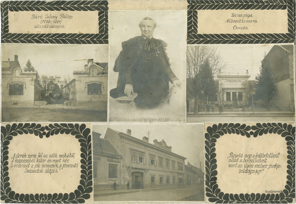Philipp Schey von Koromla