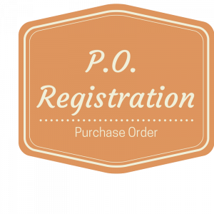 PO Registration