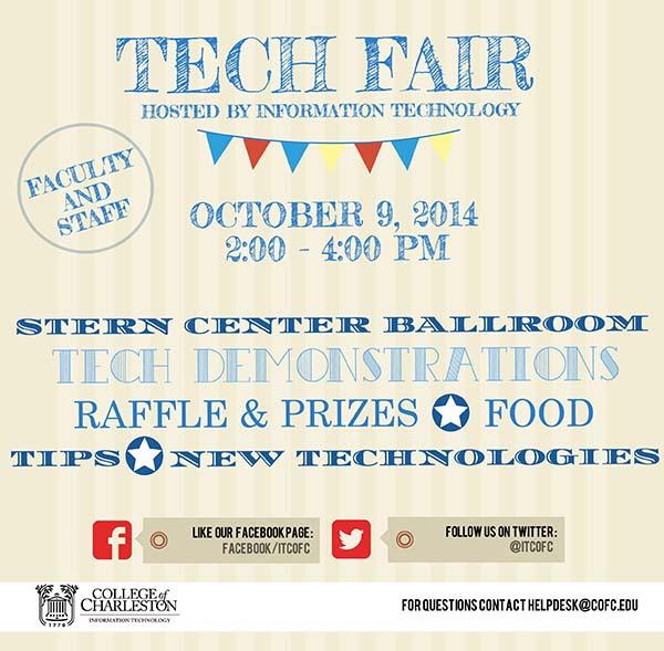 Tech Fair Poster