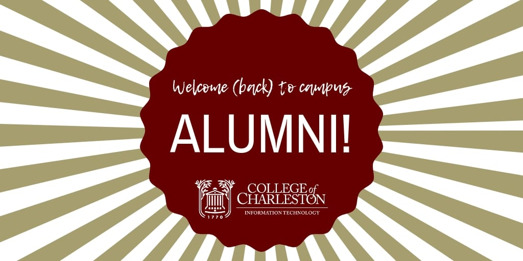 Welcome Back to Campus Alumni