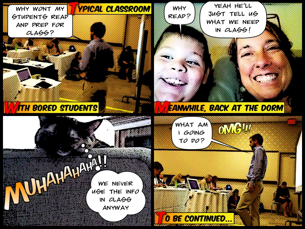 Have Students Create Comics Using ComicBook