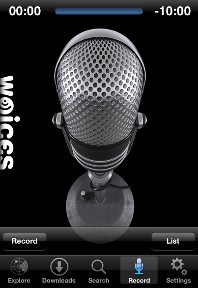 Create Geolocalized Audio Guides With The Woices App for iPhone