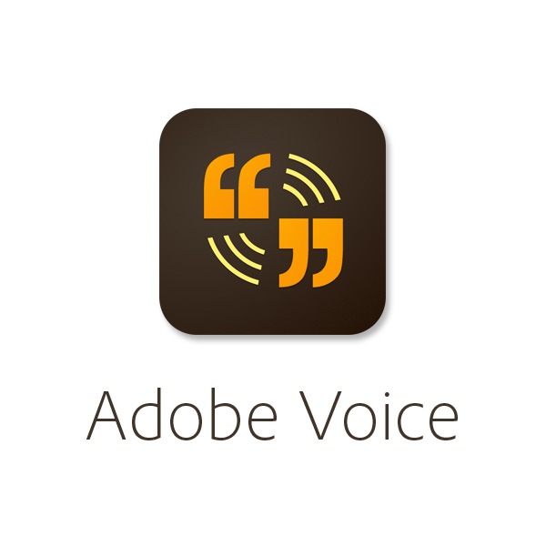 Use Adobe Voice To Create SlideShows and Video Lectures