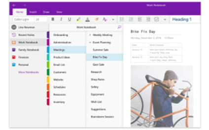 Add a OneNote Notebook to your OAKS Class