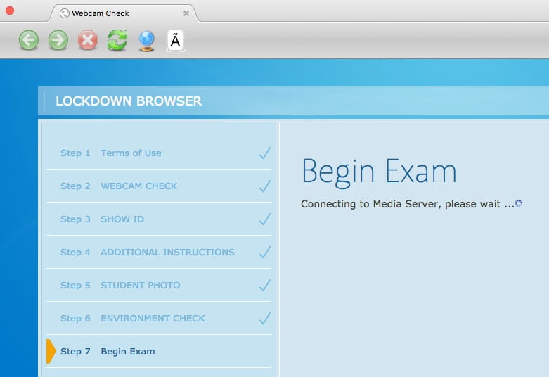 Respondus Lockdown Browser for OAKS Quizzes/Tests/Exams