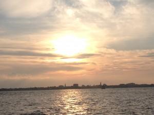 Harbor Cruise-sunset
