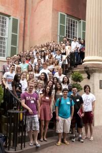 New International Students Fall 2015