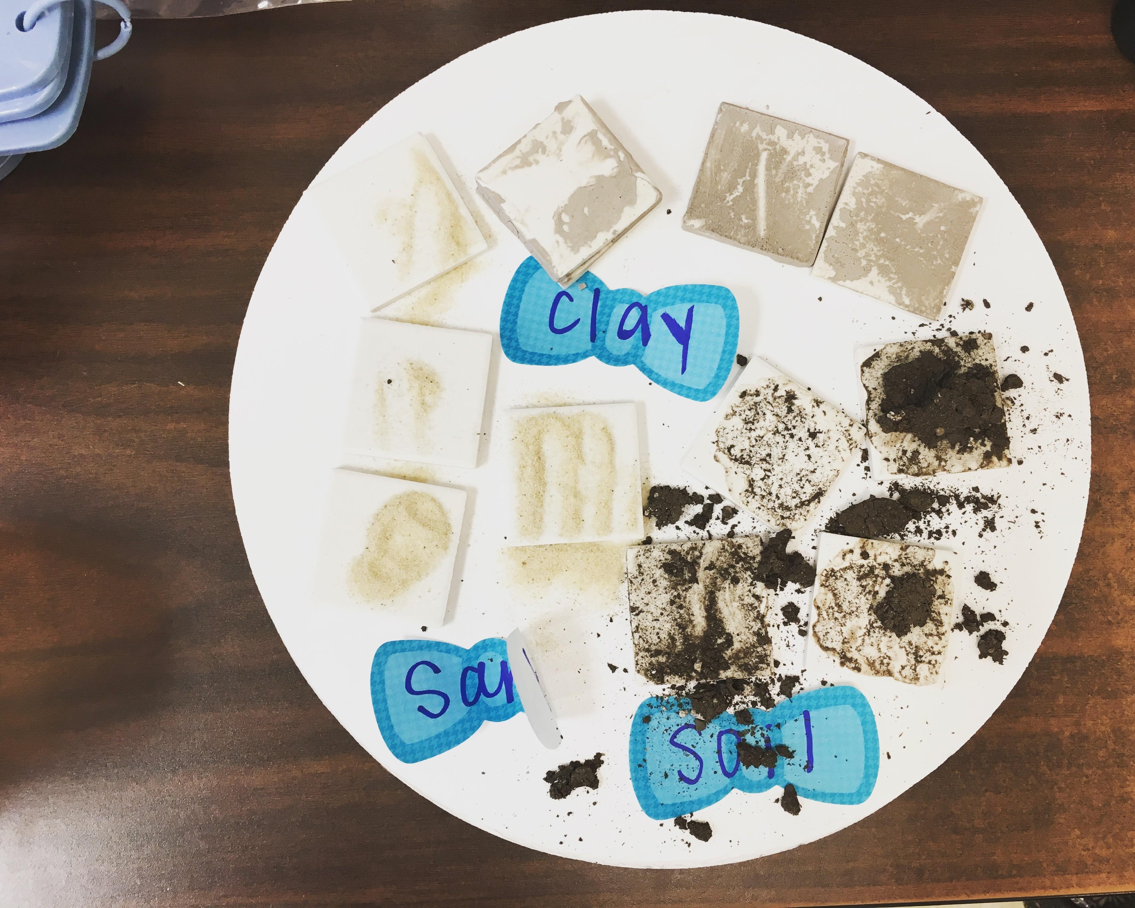 Mortar Materials Test