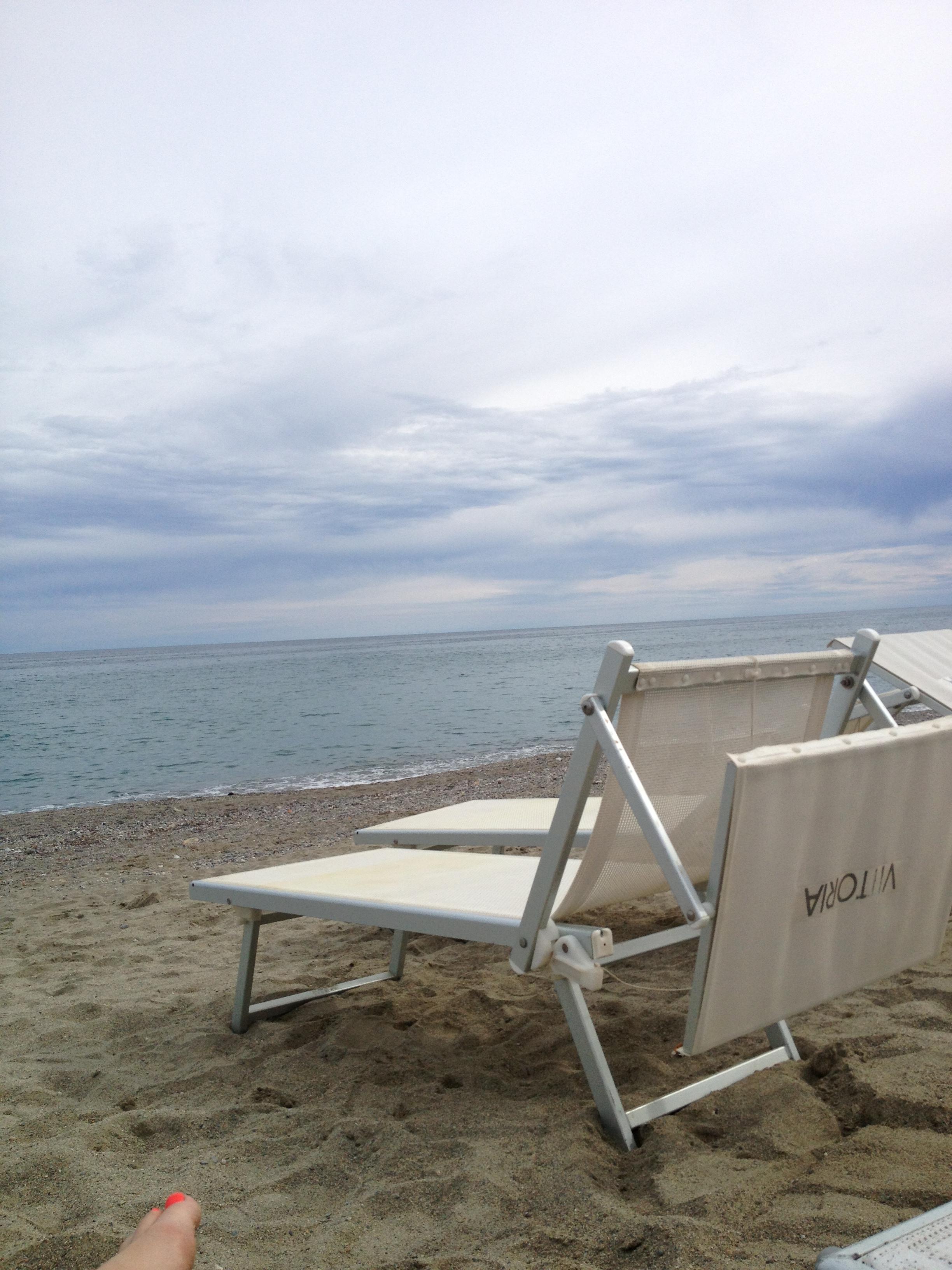 Rolling to the beach hp hspv fieldwork journal - Bagni vittoria finale ligure ...