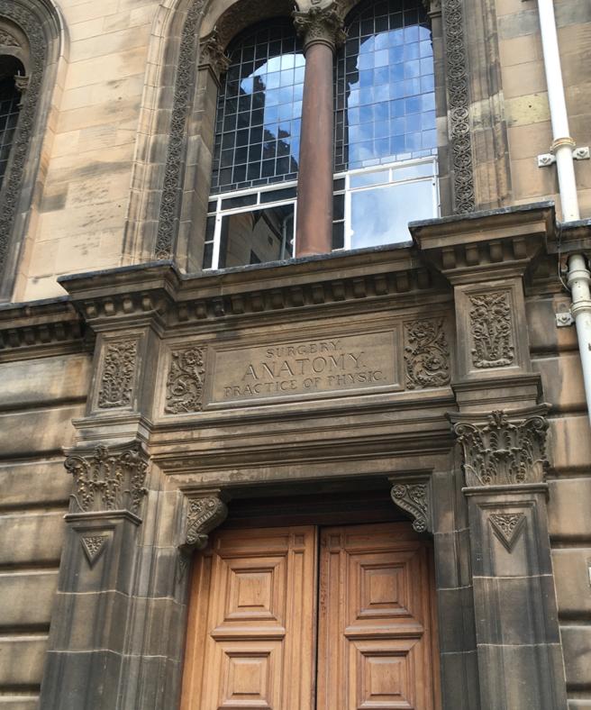 Anatomy Museum University Of Edinburgh Guest Post By Cassidy