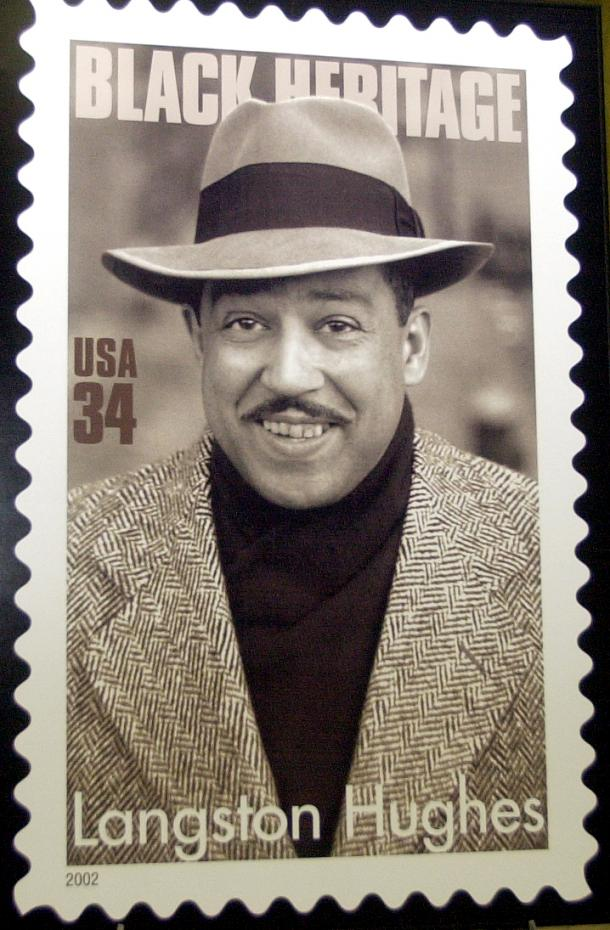 a biography and life work of langston hughes an american poet Langston hughes was never far from jazz  beliefs about jazz, hughes felt that  jazz poetry could be a uniquely african-american literary form,.