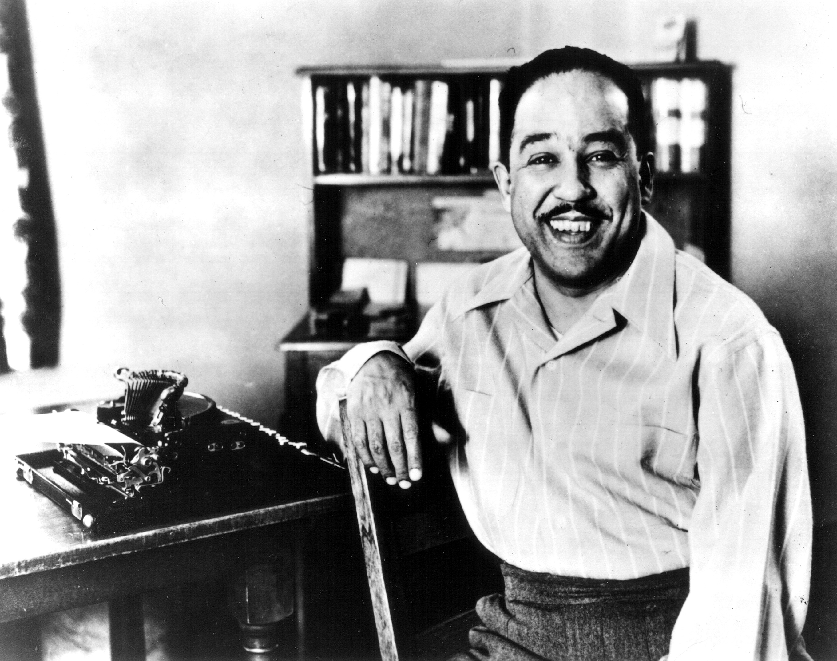 """the life and poetry work of james langston hughes Known as the shakespeare in harlem and the poet laureate of the negro race, langston hughes was a wonderful literary asset for americans hughes chose to focus his work on modern, urban black life and many of his poem's """"demanded that african americans be acknowledged as owners of the culture they gave to the united states and as fully ."""