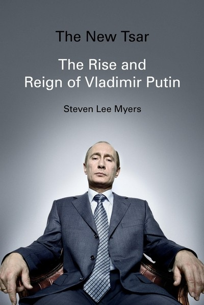 Putin book cover