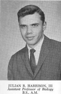 Julian R. Harrison, III