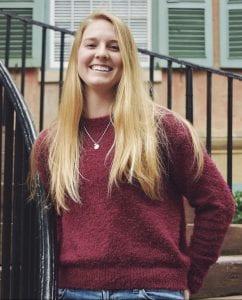 Laurie Fogleman, Martin Scholar Class of 2022