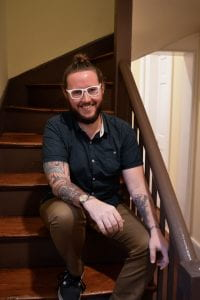 Photo of Dr. Ryan M. Milner