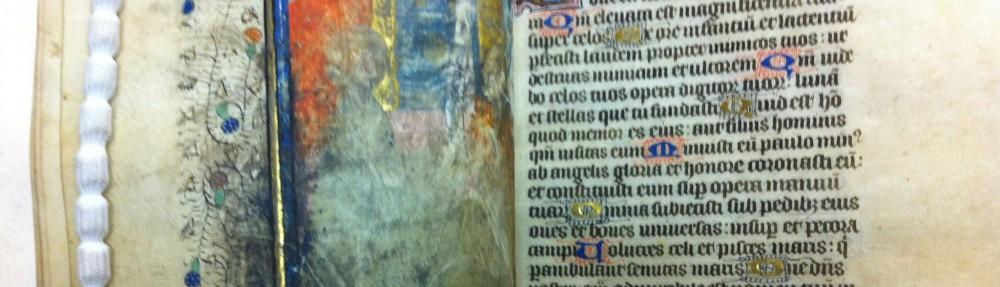 ENGL 461 | Feeling Medieval