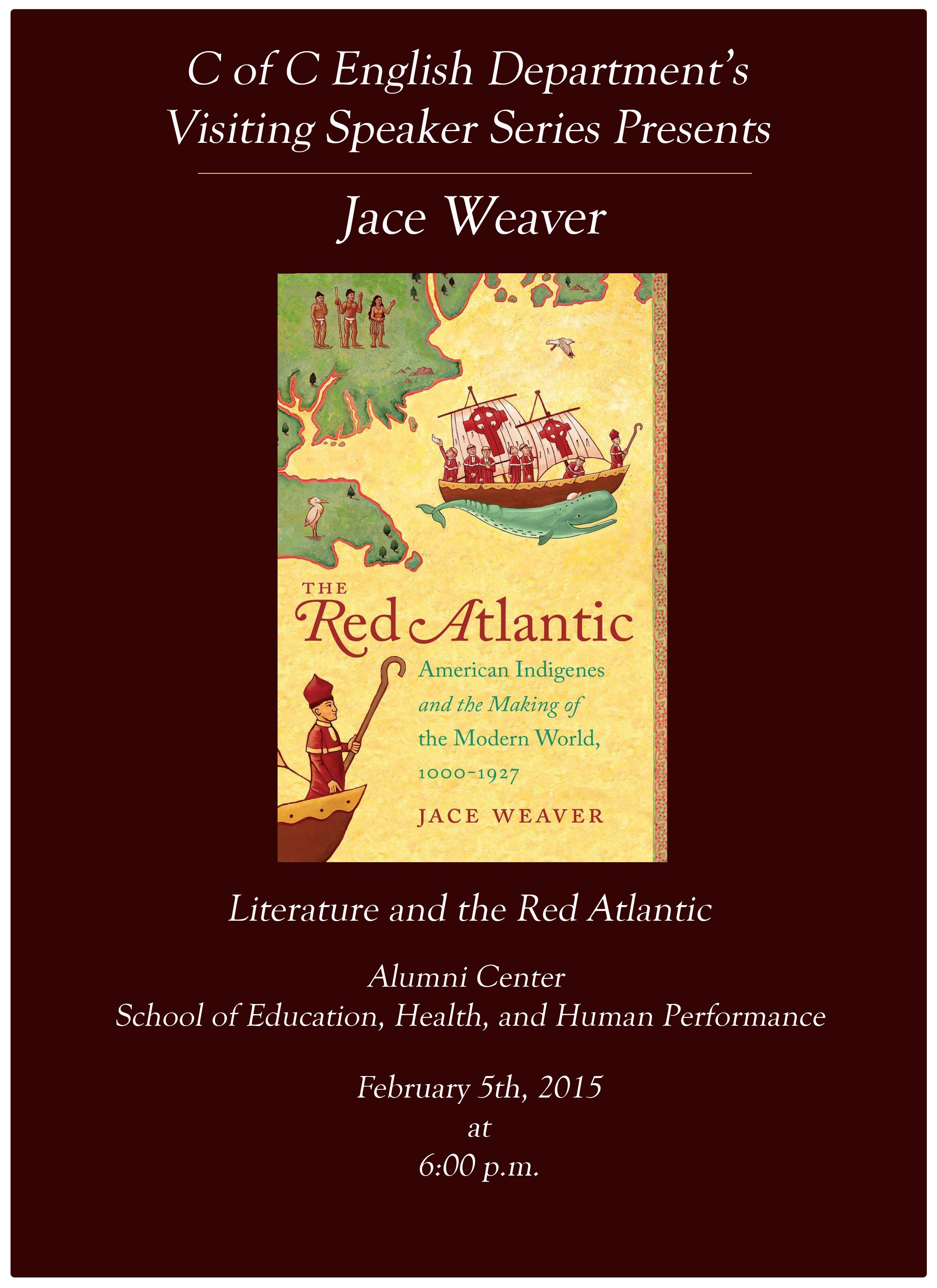 Jace Weaver Poster