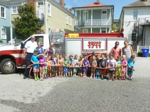 Water Day w.Fireman.Tim