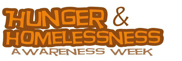 National Hunger and Homelessness Awareness Week will take place from ...