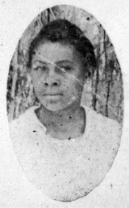 Young Septima Poinsette Clark