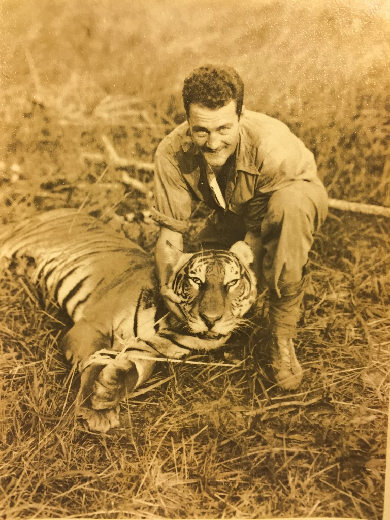 Morris in Abyssinia, 1928