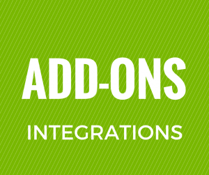 add ons & integrations - tutorials on all the external tools that are integrated with OAKS