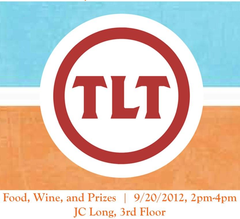 TLT Faculty Social!