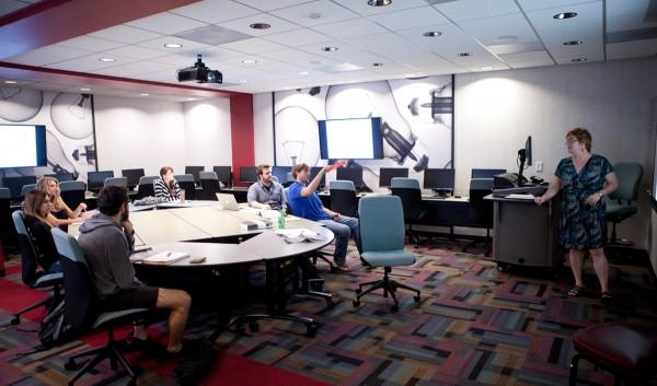 Google Room: Integrating Design + Technology + Learning