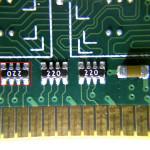 RAM(memory) magnified