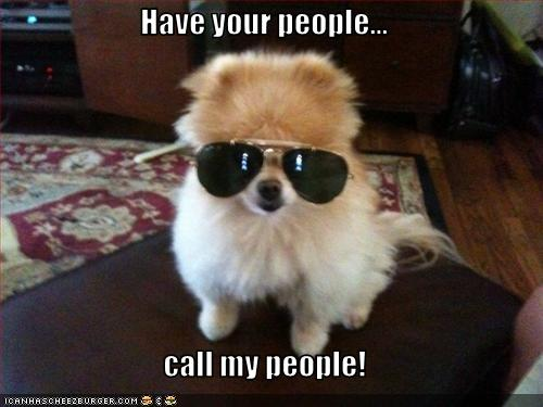 Have Your People Call My People:  Using YouCanBook.Me for Scheduling