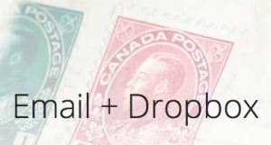 email + Dropbox