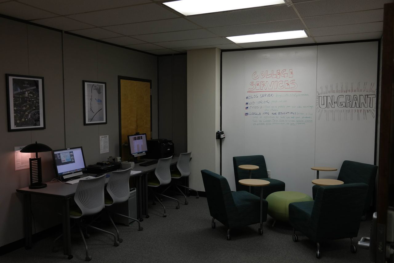 The New and Improved Faculty Technology Center!