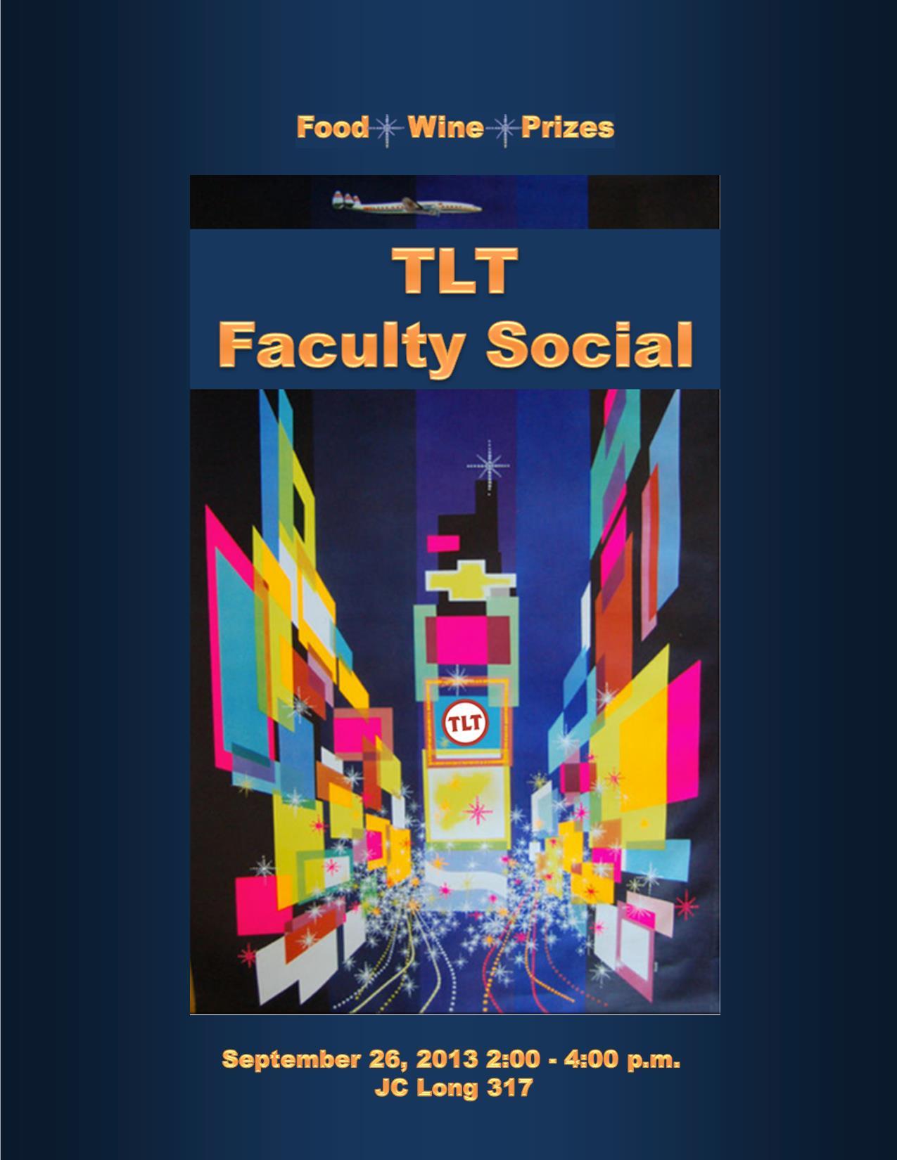 TLT Faculty Social
