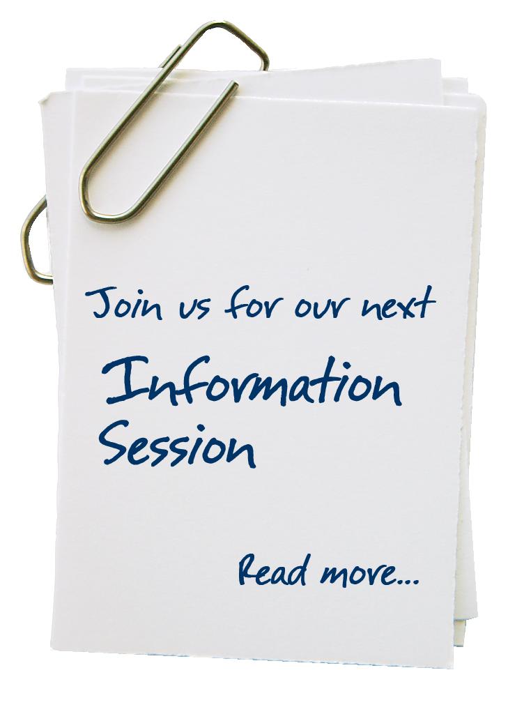 Distance Education (DE) Information Session