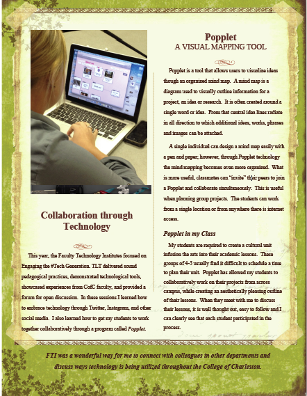 Collaboration through Technology