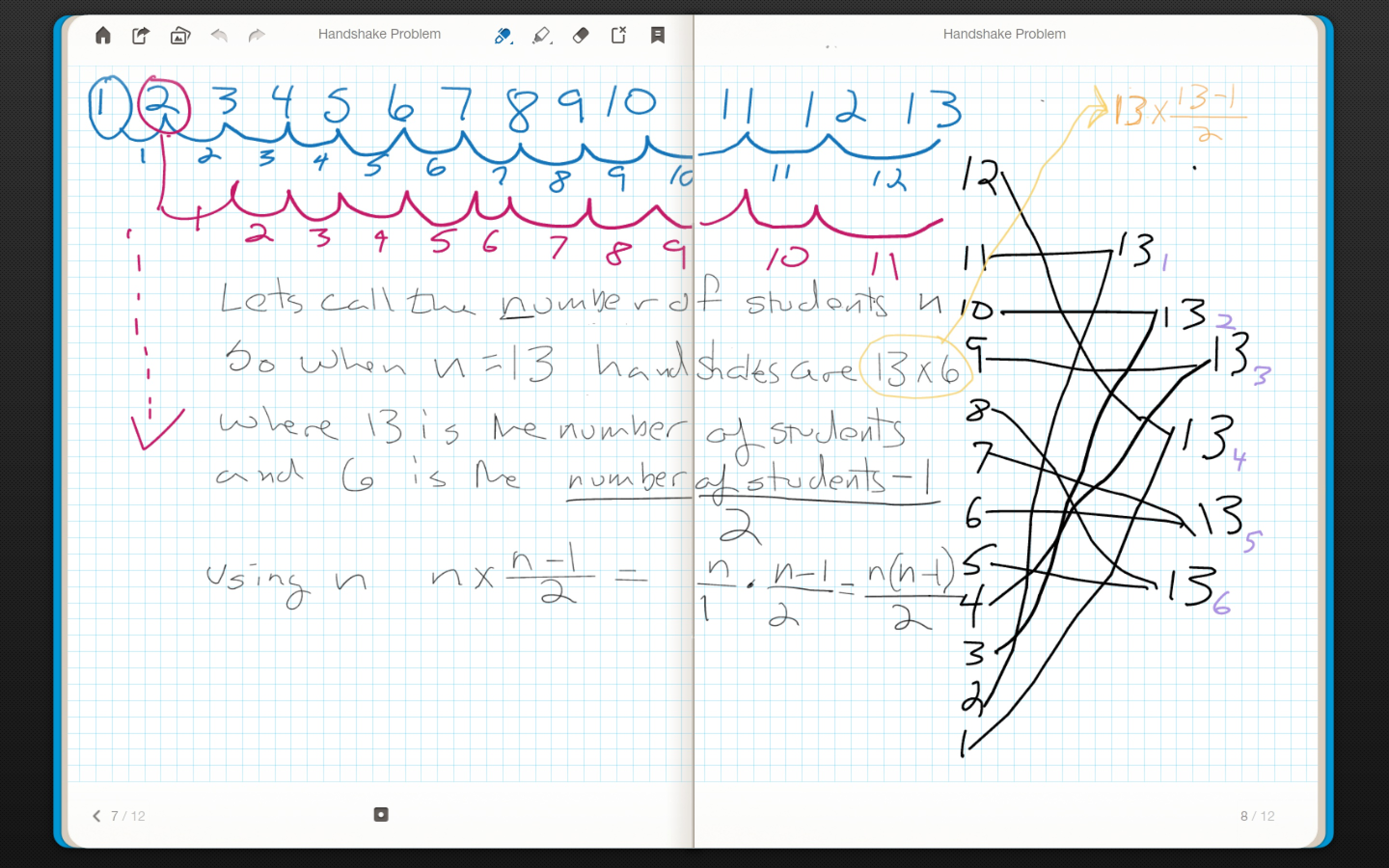 Guest Blogger: Using the Bamboo Tablet to Grade