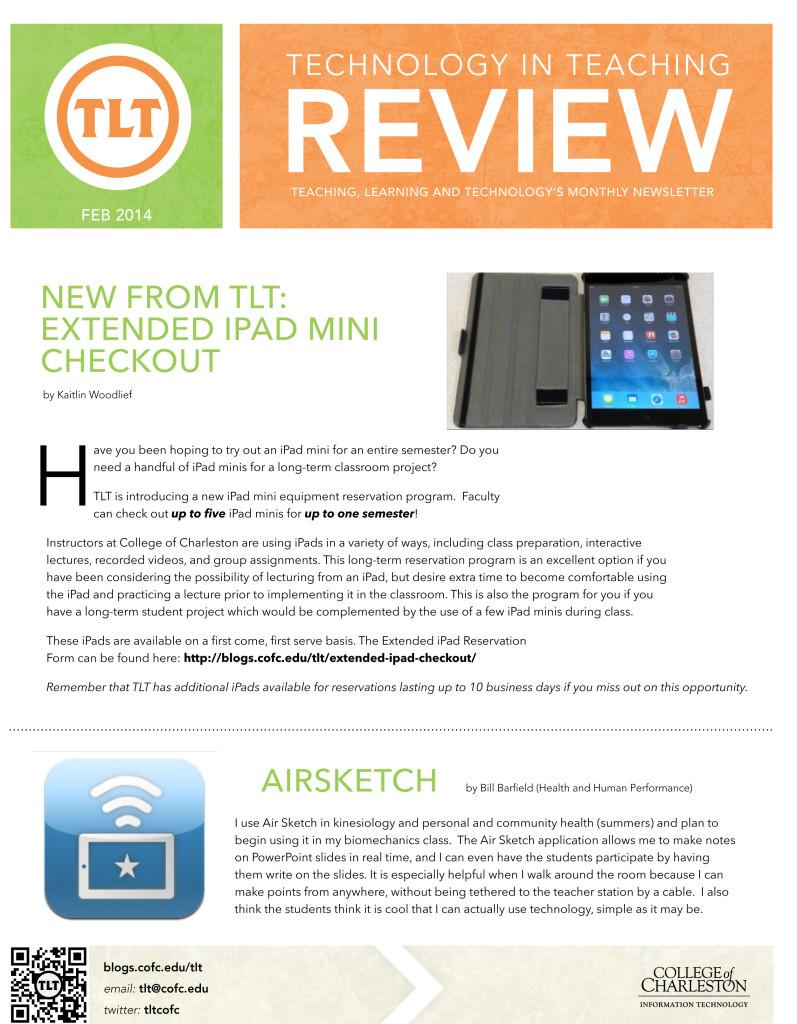 TLTNewsletterFeb2014-1