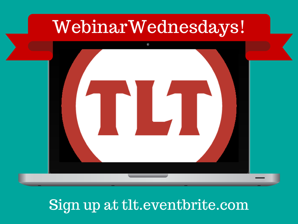 Come See What's New at TLT!