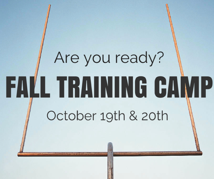 Fall Training Camp
