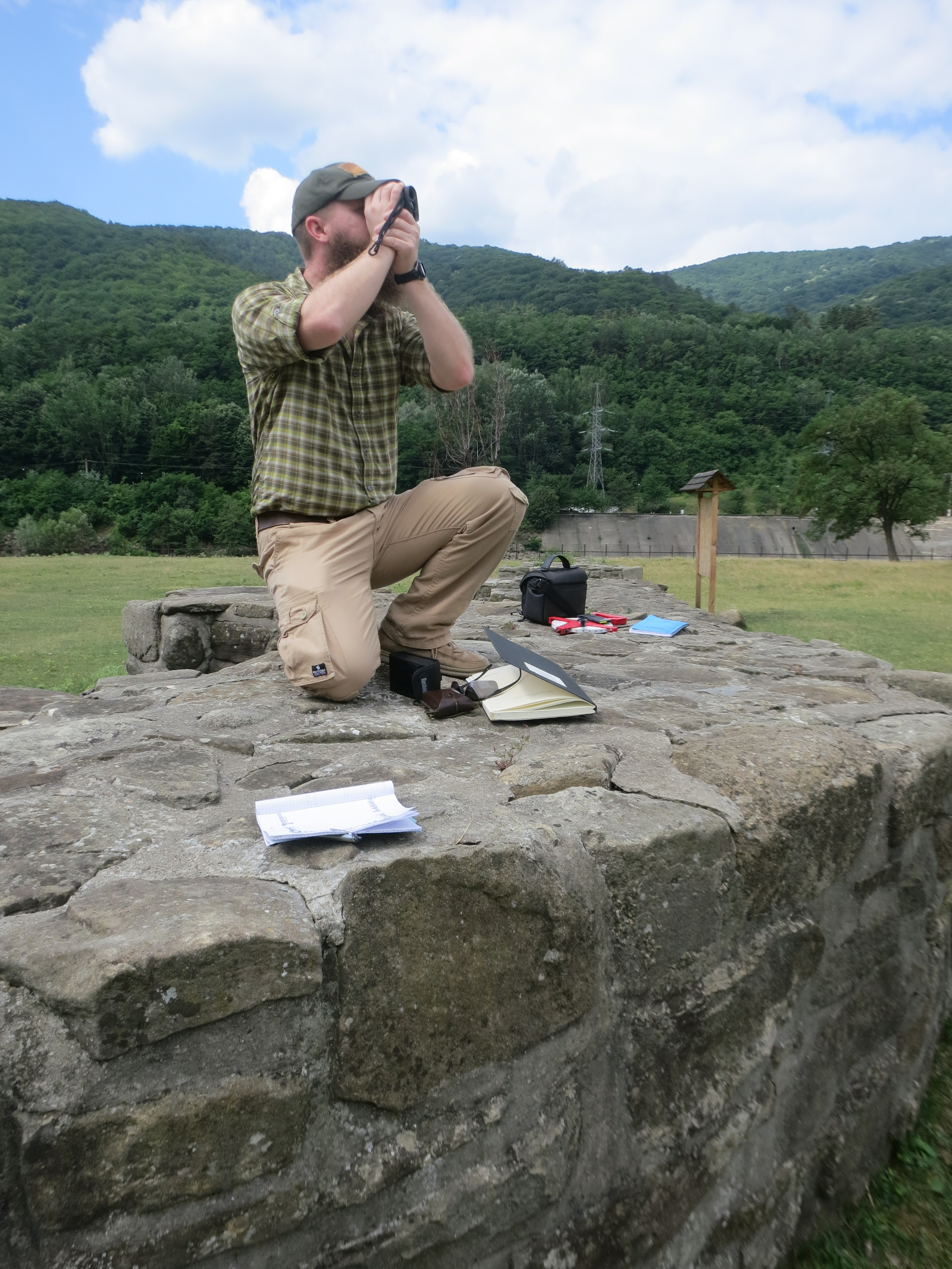 Guest Post: Archaeology meets Technology in Transylvania
